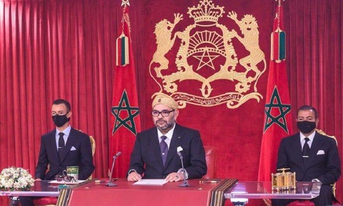 Maroc : Face aux caméras, le Roi Mohammed VI évoque la possibilité d'un nouveau