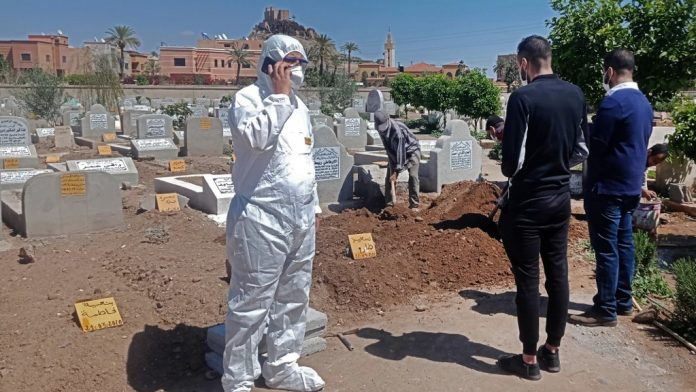 Maroc : une famille refuse d'enterrer un proche décédé du Covid-19 par peur d'être contaminée