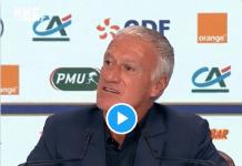 """""""Peut-on imaginer un retour de Benzema ?"""" : Malaise entre un journaliste et Didier Deschamps - VIDÉO"""