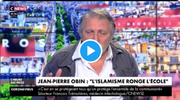 Sur CNews, Jean-Paul Brighelli compare l'Islam au Moyen-âge - VIDEO
