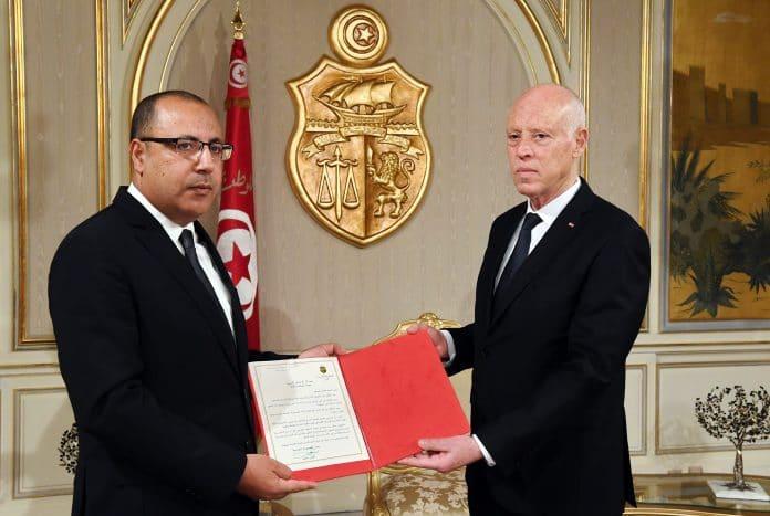 Tunisie - le Premier ministre Hichem Mechichi présente le nouveau gouvernement