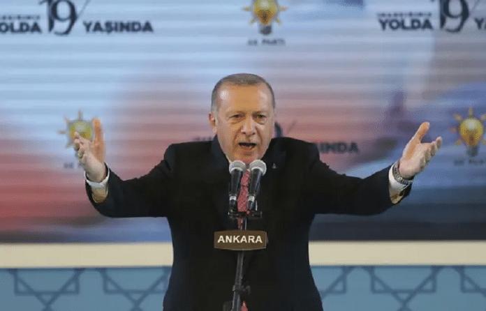 Turquie : Erdogan annonce avoir découvert
