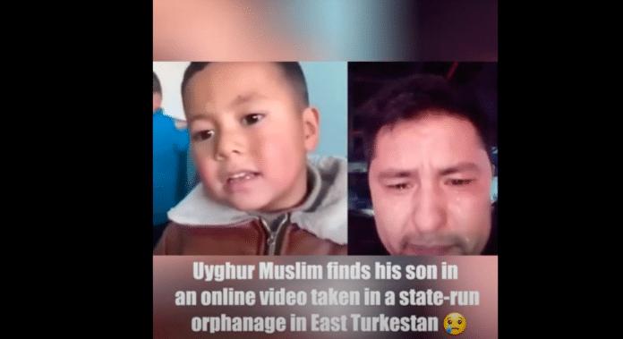 Un père ouïghour en exil retrouve son fils dans une vidéo en ligne subissant un lavage de cerveau - VIDEO
