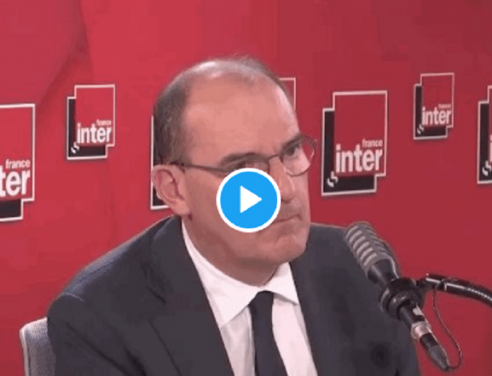 Une grimace de Jean Castex en direct sur France Inter emballe les internautes - VIDEO