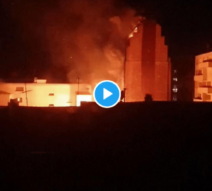 Vincennes : un grave incendie touche un immeuble, deux personnes sont décédées
