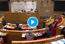 «Une nuit avec Madame la sénatrice» Gérald Darmanin drague une parlementaire au Sénat - VIDEO (1)