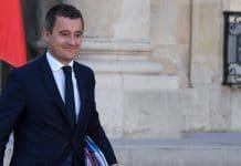 «Une nuit avec Madame la sénatrice» - Gérald Darmanin drague une parlementaire au Sénat sans aucune gêne - VIDEO2