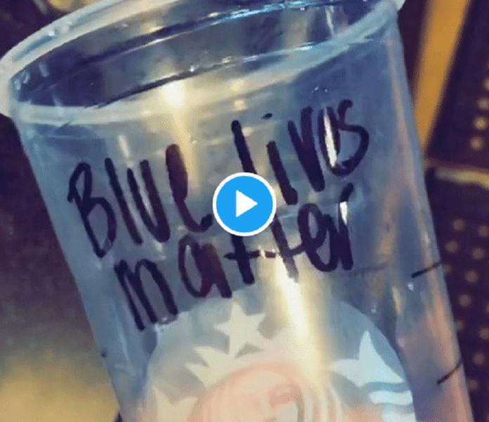 États-Unis : Un employé de Starbucks prépare une boisson toxique pour les policiers - VIDEO
