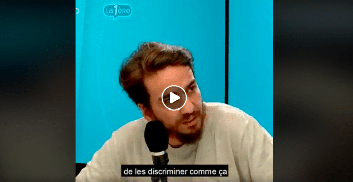 Belgique le startupper Ibrahim Ouassari défend le port du voile sur un plateau en direct - VIDEO