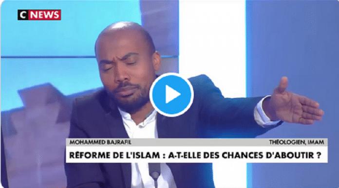 CNews : Un imam donne un cours de Coran à Zineb El Rhazoui en direct - VIDÉO
