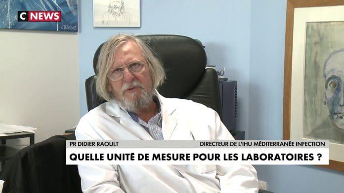 Coronavirus - « La situation actuelle ne m'inquiète pas » rassure Didier Raoult