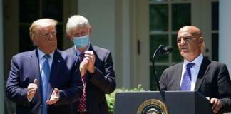 Coronavirus - Moncef Slaoui menace de quitter l'équipe de recherche américaine de vaccination