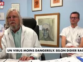 Coronavirus : Selon Didier Raoult, le virus est moins dangereux qu'en mars-avril