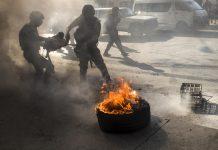 Egypte - des manifestants détruisent des voitures de police et réclament le départ du Président al-Sisi - VIDEO