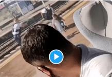 Fleury-les-Aubrais : Scène de violences policières, les témoins sous le choc - VIDEO