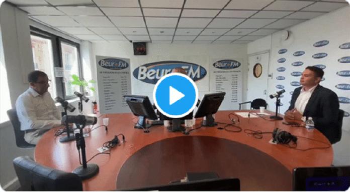 Invité sur BeurFm, Jean Messiha s'énerve lorsqu'on lui rappelle ses origines arabes - VIDEO
