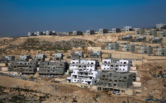 Israël cherche 5 000 nouvelles unités d'implantation en Cisjordanie
