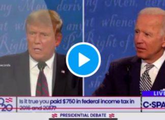 Joe Biden dit « inshAllah » lors du premier débat télévisé contre Donald Trump - VIDEO
