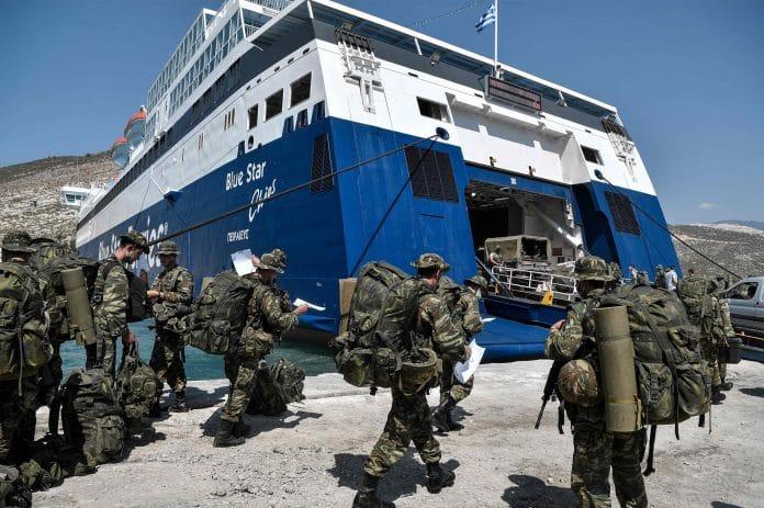 L'Allemagne appelle la Grèce à démilitariser les îles proches de la Turquie