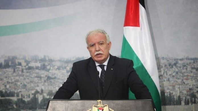 La Palestine appelle les pays arabes à rejeter la normalisation Israël-Emirats