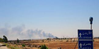 La Syrie et la Jordanie rouvrent leurs frontières communes