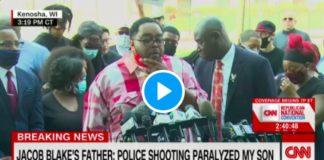 Le père de Jacob Blake, victime de 7 balles d'un policier, récite le Coran pour son fils - VIDEO