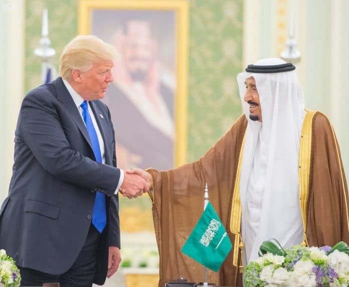 Le roi Salman d'Arabie saoudite demande à Donald Trump une solution équitable pour les Palestiniens