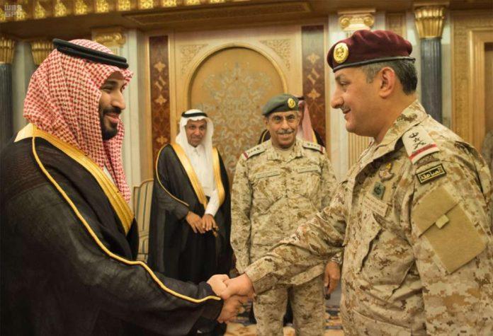 Le roi saoudien révoque le commandant des forces conjointes au Yémen pour corruption