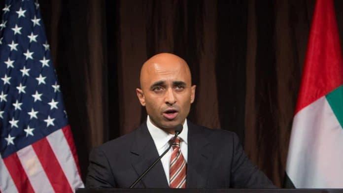Les Palestiniens devraient être «heureux» de la normalisation, déclare l'ambassadeur des Emirats à Washington