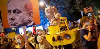 Les manifestants anti-Netanyahu maintiennent la pression sur le Premier ministre israélien