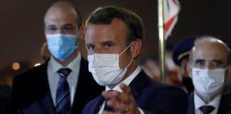 Macron accuse les dirigeants libanais de « trahison » et envoie un avertissement au Hezbollah