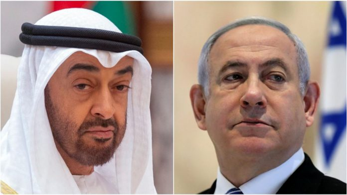 Netanyahu a secrètement rencontré le prince héritier Mohammed Bin Zayed en 2018