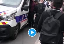 PNL : le rappeur Ademo violemment interpelé par des policiers en pleine rue - VIDEO