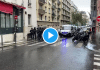 Paris : Attaque près des anciens locaux de Charlie Hebdo, deux blessés graves
