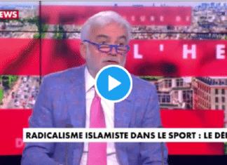 """Pascal Praud choqué que les """"musulmans se douchent en caleçon et ne se montrent jamais nus"""""""