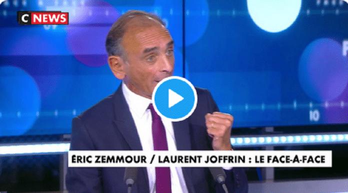 Pour Éric Zemmour, le France est