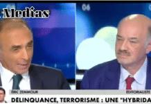 """Pour Eric Zemmour, """"Faire du mal aux infidèles, c'est une tradition chez les musulmans !"""""""