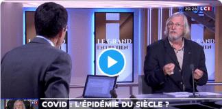 Sur LCI, Didier Raoult défend le métissage et se positionne contre Eric Zemmour
