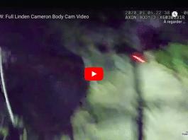 Une vidéo de bodycam montre que la police tire 11 fois sur un adolescent autiste - VIDEO