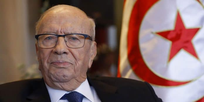 Une ville palestinienne rend hommage à Beji Caid Essebsi, ancien président de la Tunisie