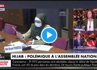 Voile à l'Assemblée Nationale : Élisabeth Lévy s'en prend une nouvelle fois aux femmes voilées - VIDEO