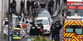 Youssef, l'homme qui a tenté d'arrêter l'attaquant près de Charlie Hebdo, s'exprime pour la première fois