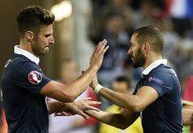 «Ma carrière en France aurait pu être meilleure avec Benzema», regrette Olivier Giroud