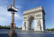 Alerte à la bombe secteur Champs-Elysées, zone bouclée et trafic interrompu