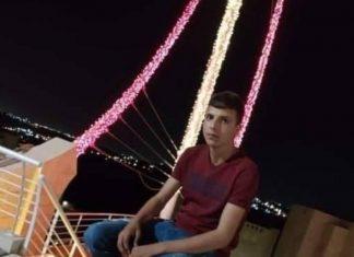 Amer Snobar, 18 ans, battu à mort par la police israélienne l'empêchant d'obtenir des soins médicaux