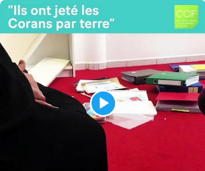 Bobigny : Suite à la perquisition d'hier, des membres de l'école musulmane prennent la parole
