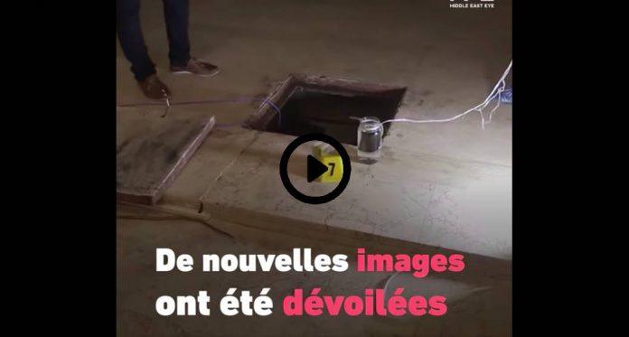 Des images inédites dévoilées concernant le meurtre de Jamal Khashoggi - VIDEO
