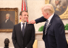 Donald Trump qualifie Emmanuel Macron de « Premier ministre »