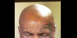 En pleine interview en direct Mike Tyson s'endort - VIDÉO