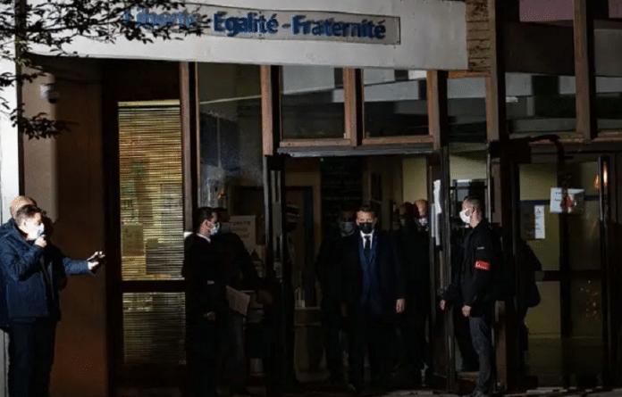 Enseignant décapité : Neuf personnes en garde à vue, dont quatre proches du terroriste